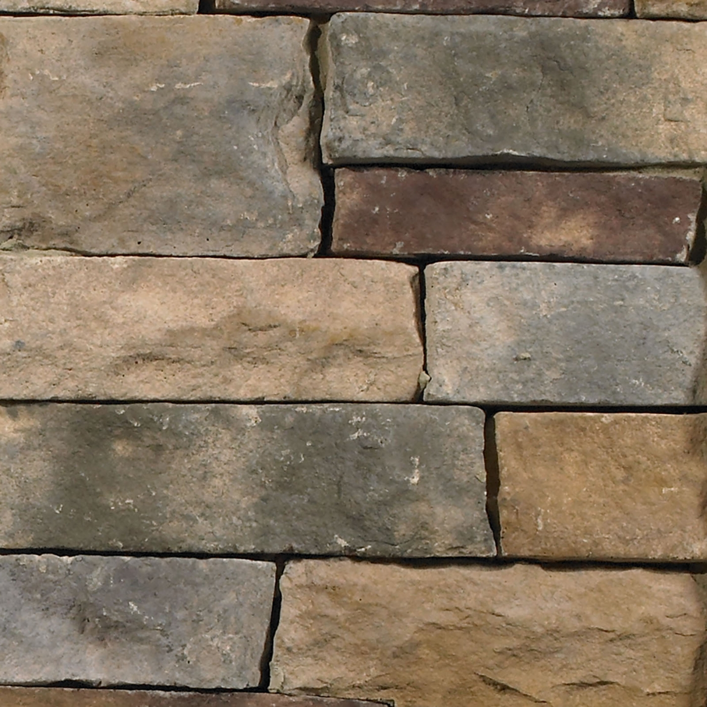 Provence Ledgestone Stone Veneer from Environmental StoneWorks
