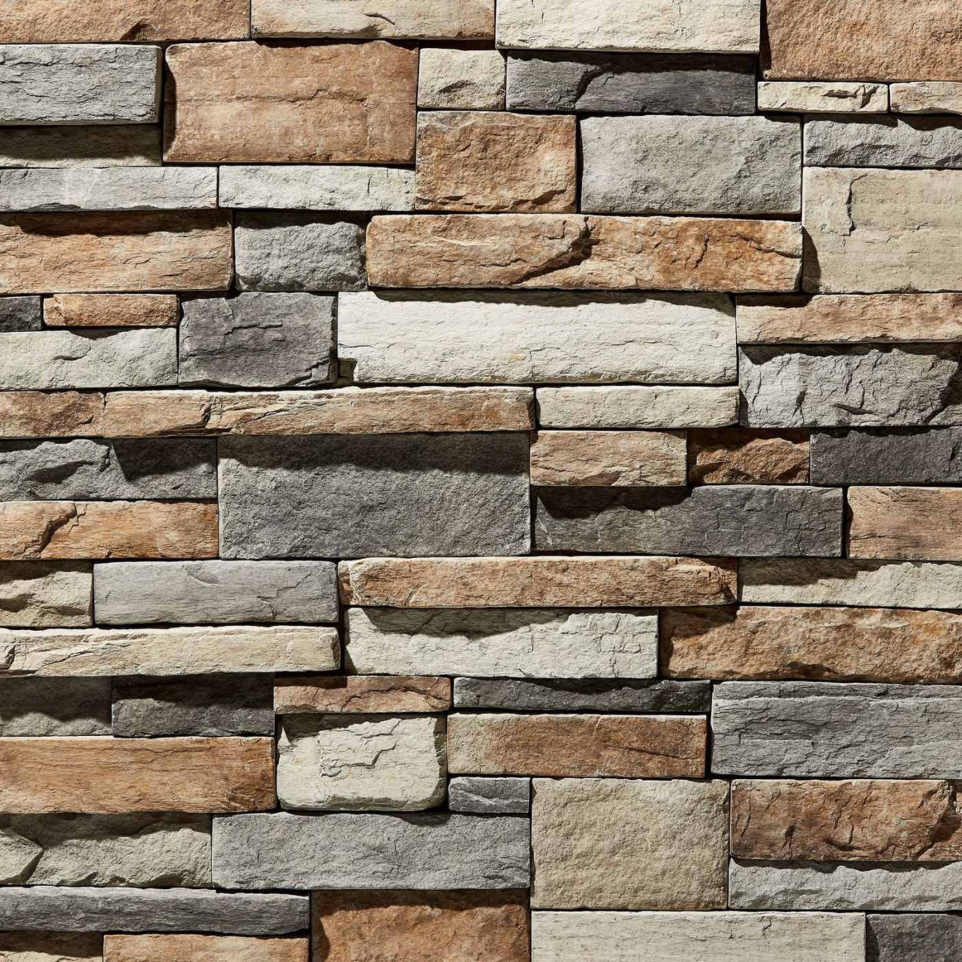 SP Shasta Mountain Ledgestone Stone Veneer from Environmental StoneWorks
