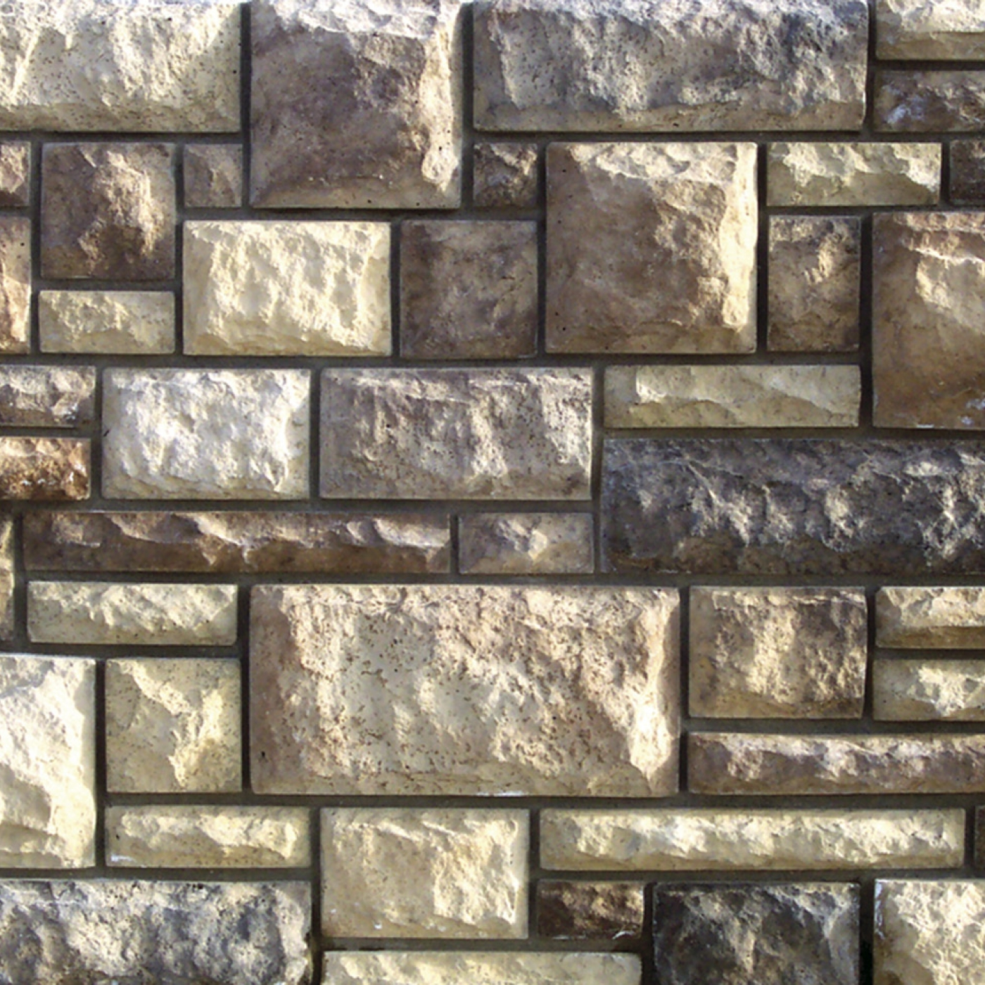 Sandstone Castle Rock Cut Stone Stone Veneer from Environmental StoneWorks
