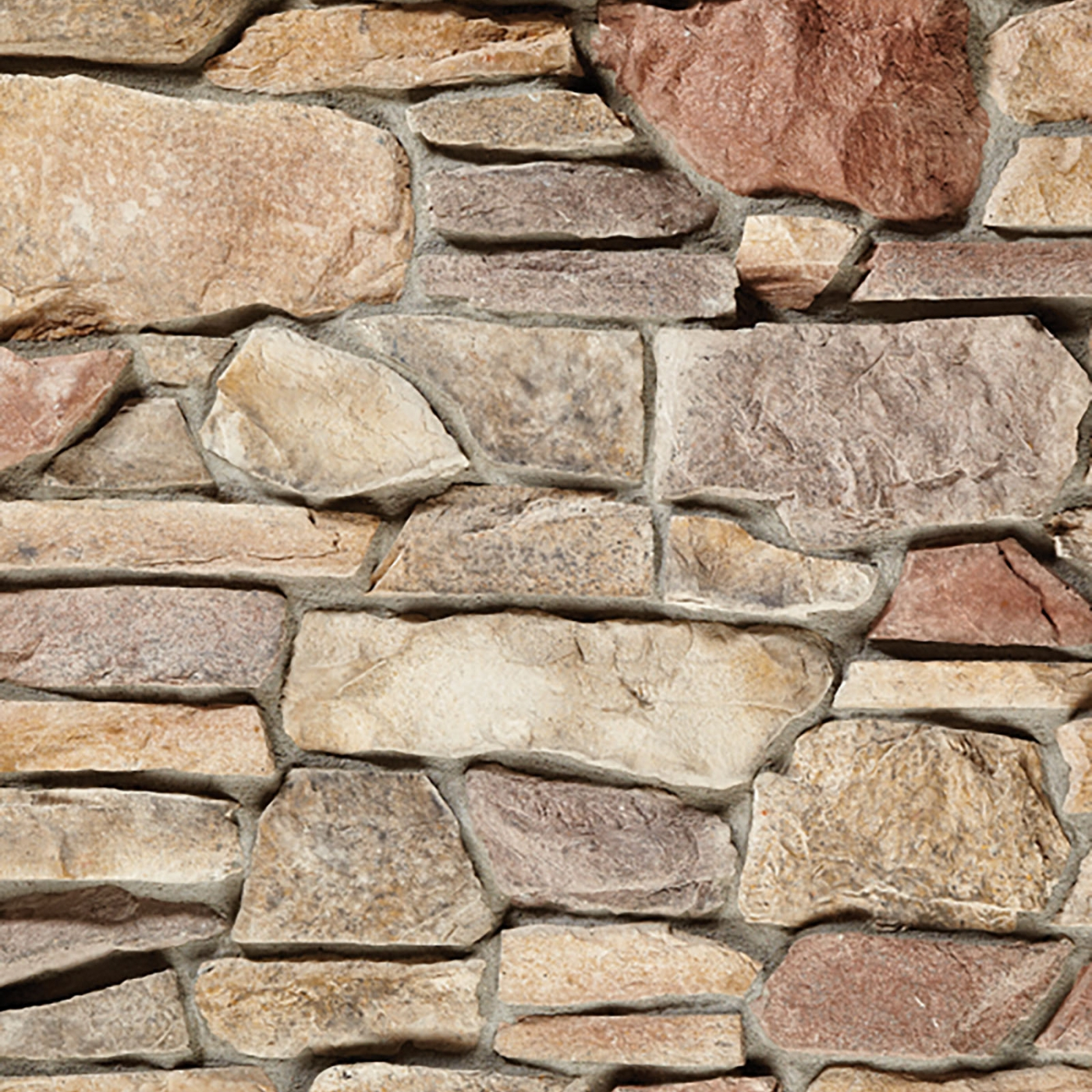 Santa Cruz Chisel Rock Stone Veneer from Environmental StoneWorks