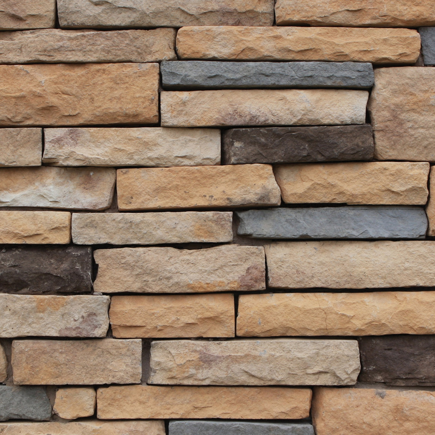 Sequoia Ledgestone Stone Veneer from Environmental StoneWorks