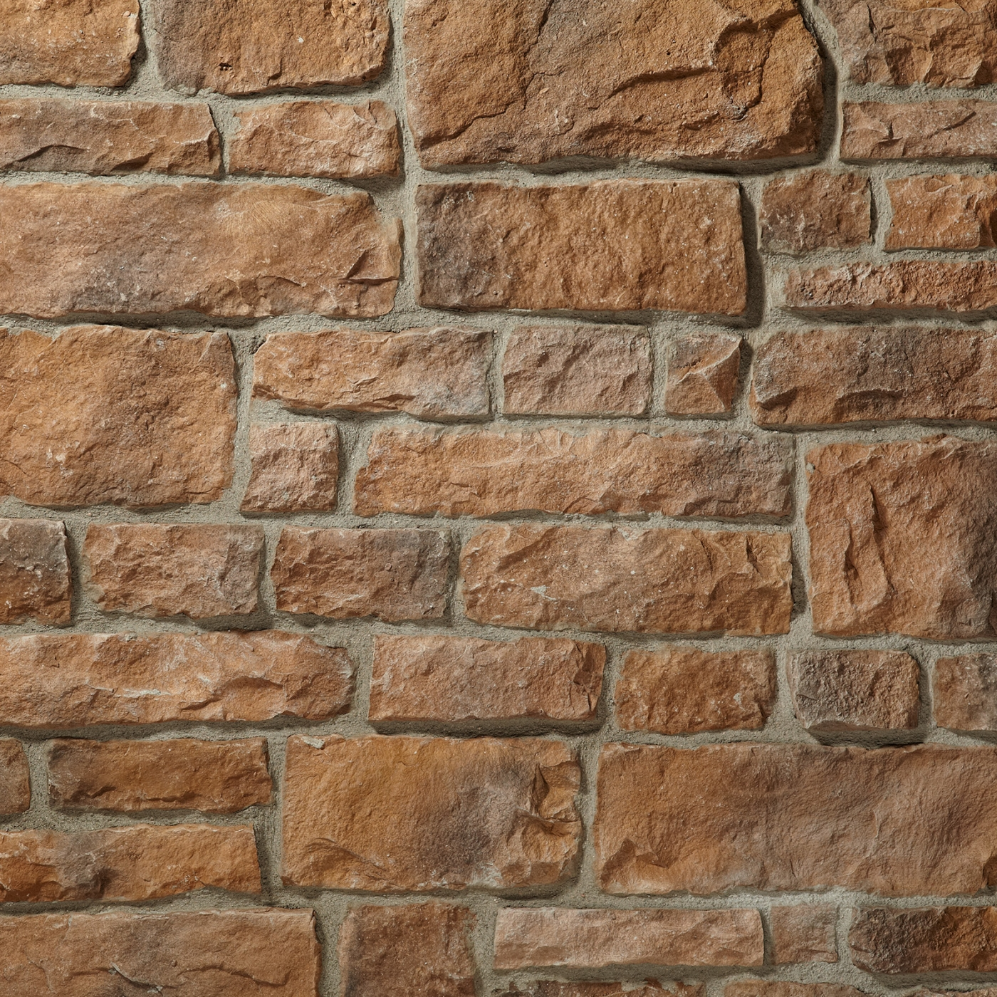 Shadow Oak Cobble Stone Stone Veneer from Environmental StoneWorks