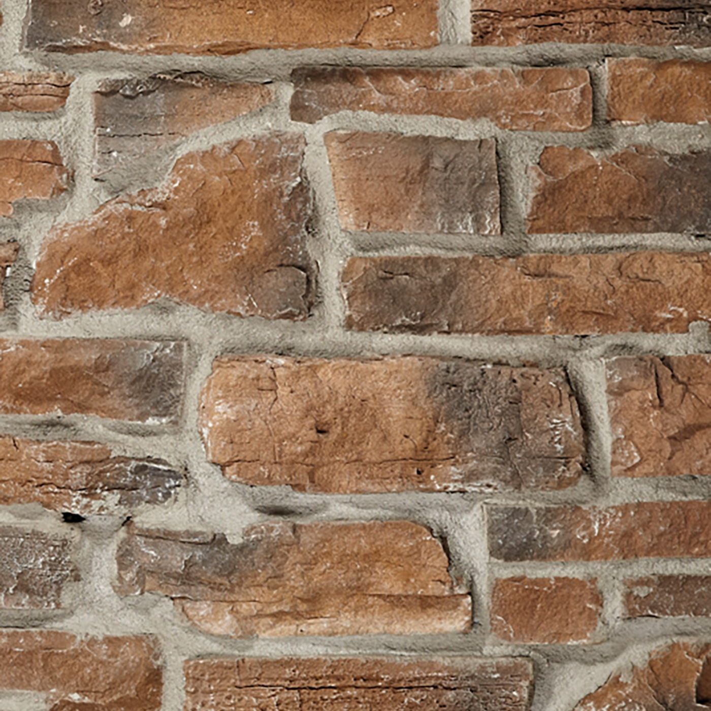 Shadow Oak Bayou Blend Stone Veneer from Environmental StoneWorks