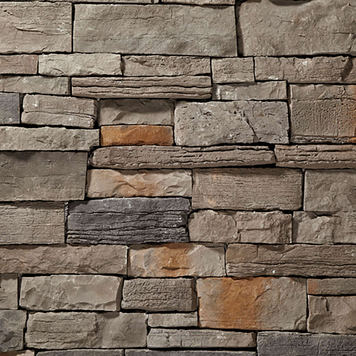 Sierra Weather Edge Ledgestone Stone Veneer from Environmental StoneWorks