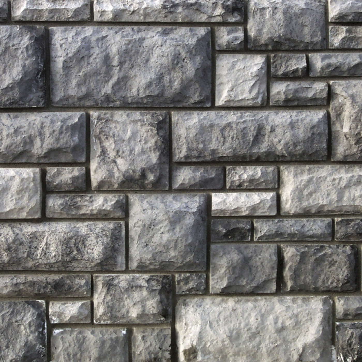 Slate Castle Rock Cut Stone Stone Veneer from Environmental StoneWorks