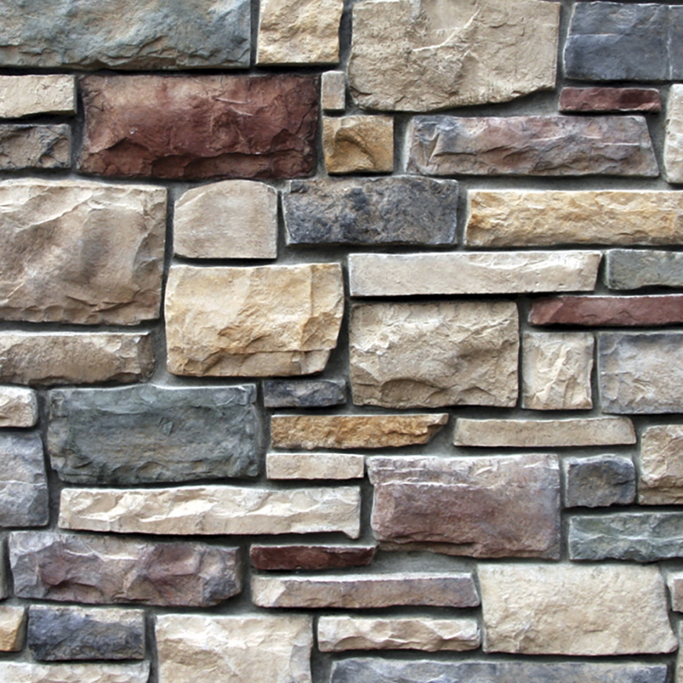 Sonoma Valley Country Squire Cut Stone Stone Veneer from Environmental StoneWorks