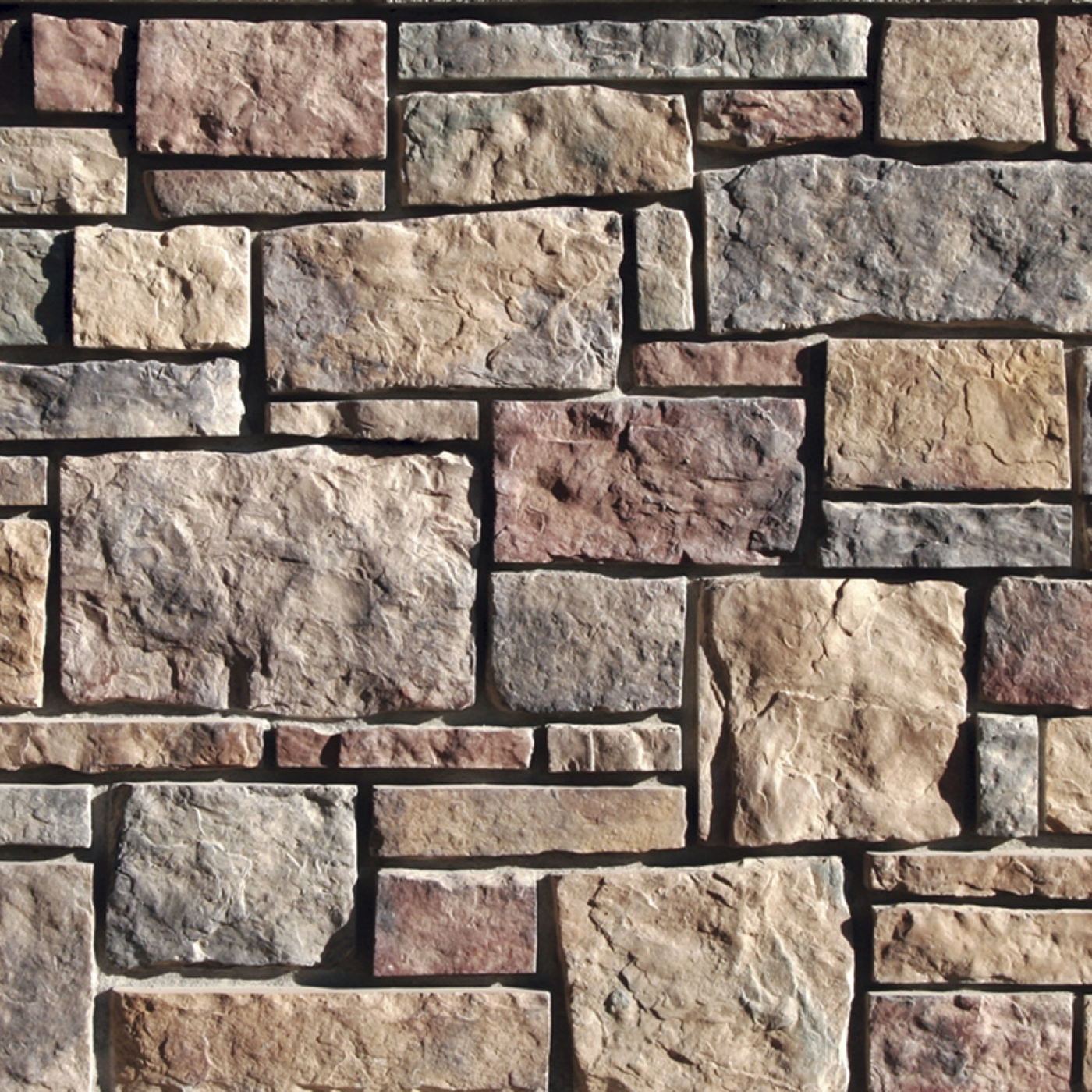 Sonoma Valley Hackett Cut Stone Stone Veneer from Environmental StoneWorks