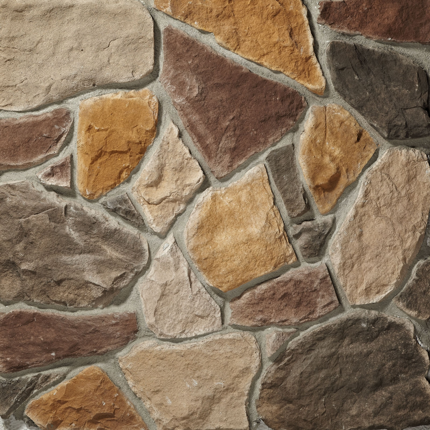 Southwest Fieldstone Stone Veneer from Environmental StoneWorks