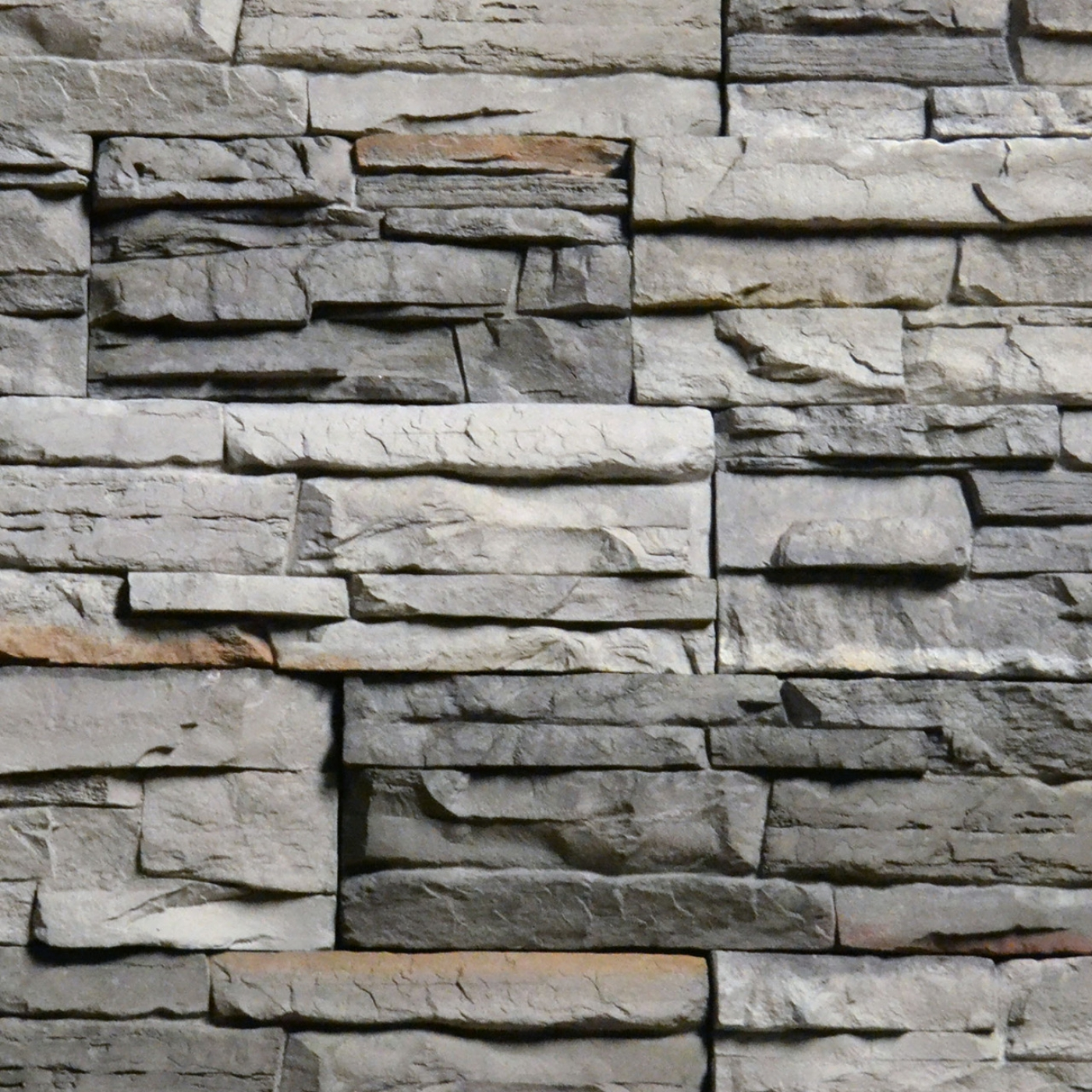 St Croix Grey Stepp Stone Stone Veneer from Environmental StoneWorks