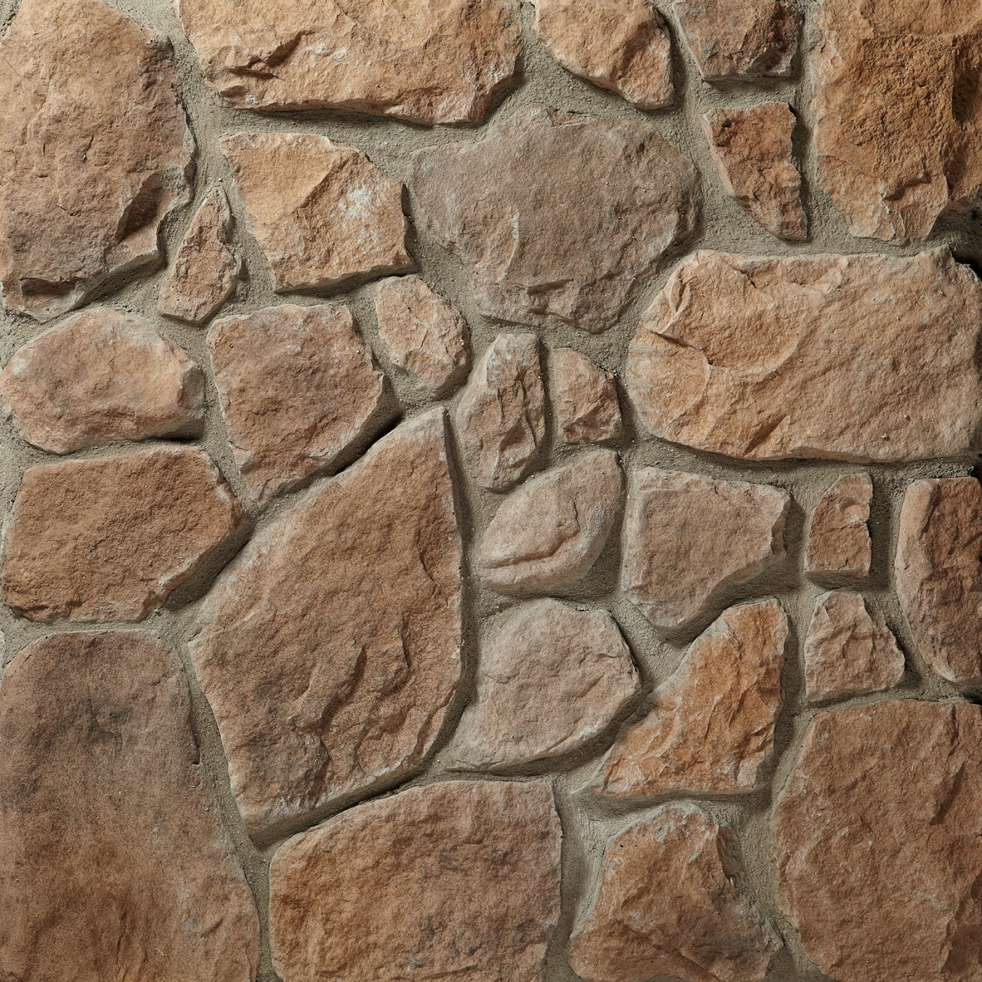 Taupe Fieldstone Stone Veneer from Environmental StoneWorks