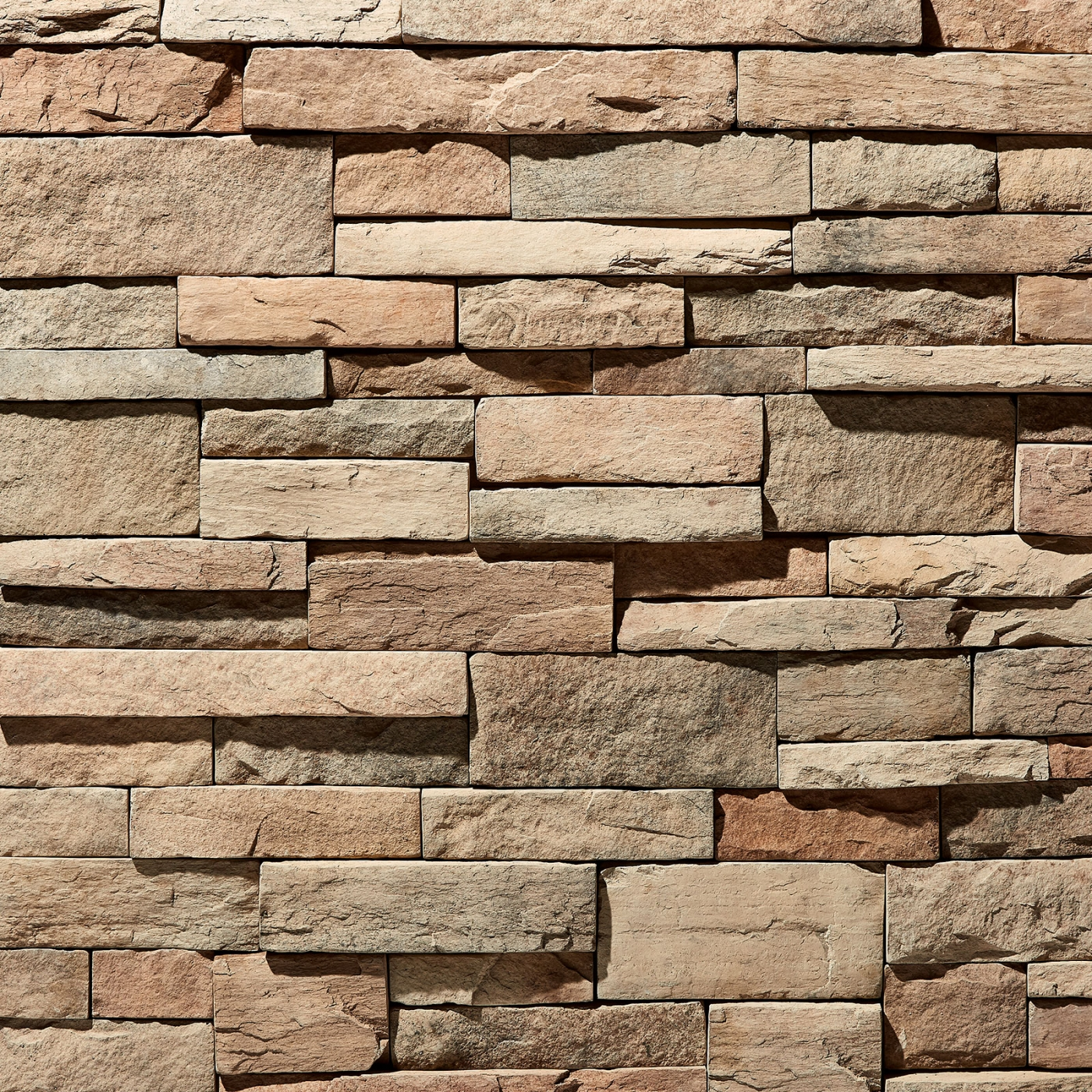 Taupe Mountain Ledgestone Stone Veneer from Environmental StoneWorks