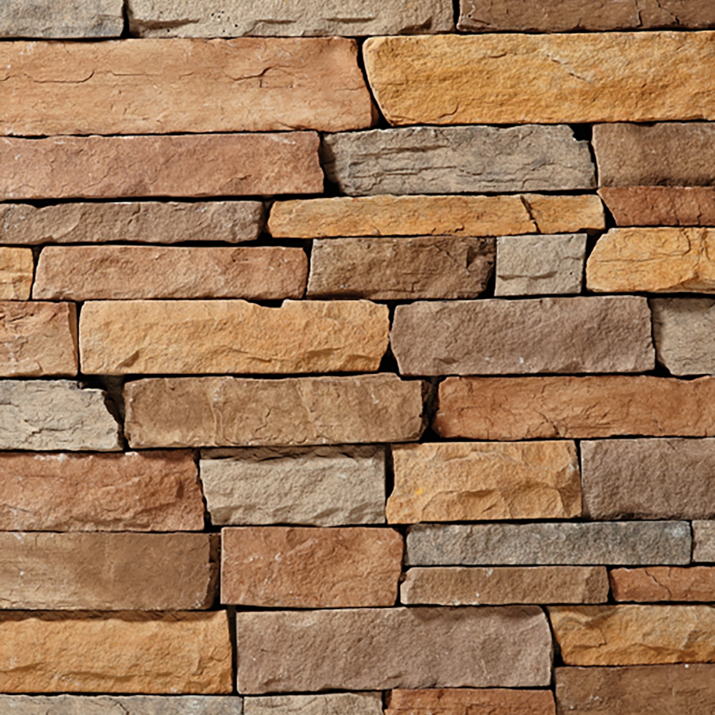 Valley Brook Mountain Ledgestone Stone Veneer from Environmental StoneWorks