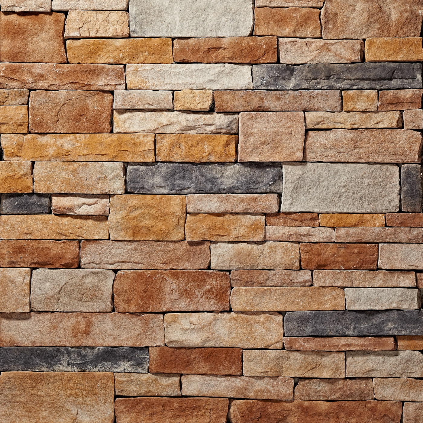 Valley Brook Ledgestone Stone Veneer from Environmental StoneWorks