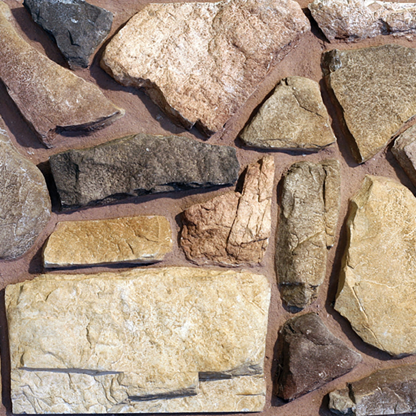 Vista Fieldstone Stone Veneer from Environmental StoneWorks