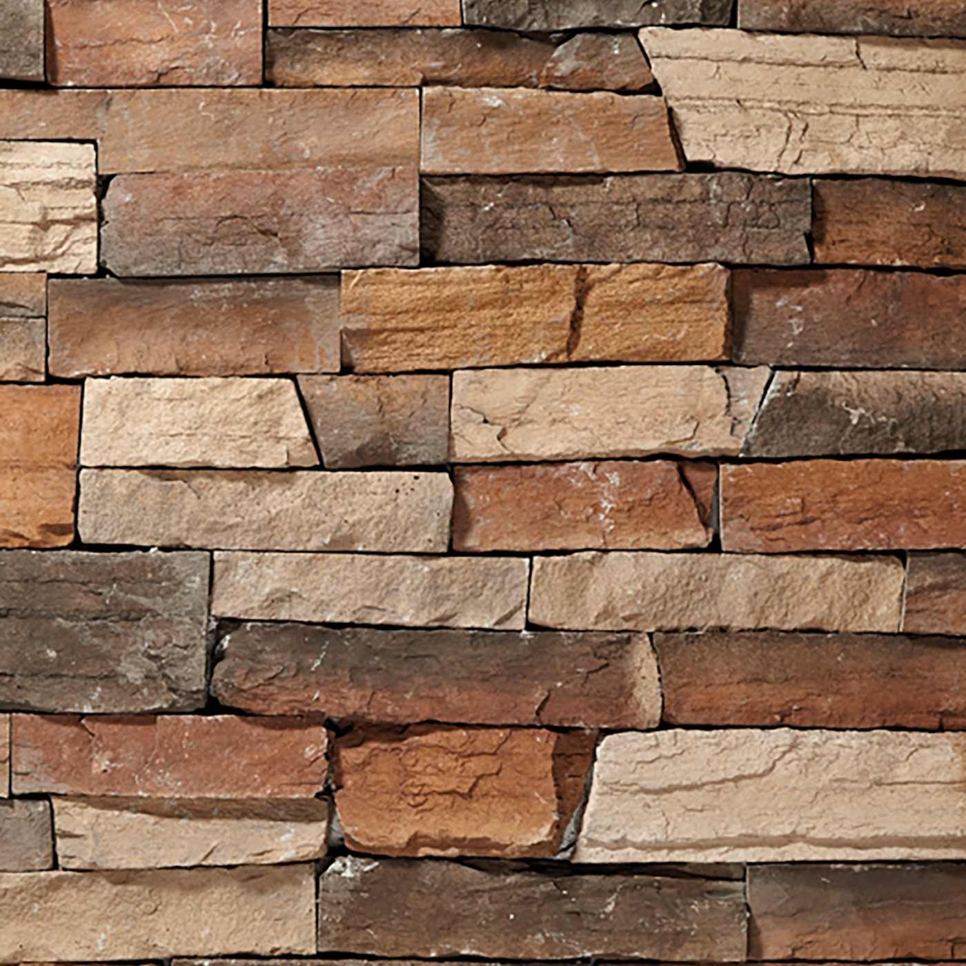 Vista Southern Ledgestone Stone Veneer from Environmental StoneWorks
