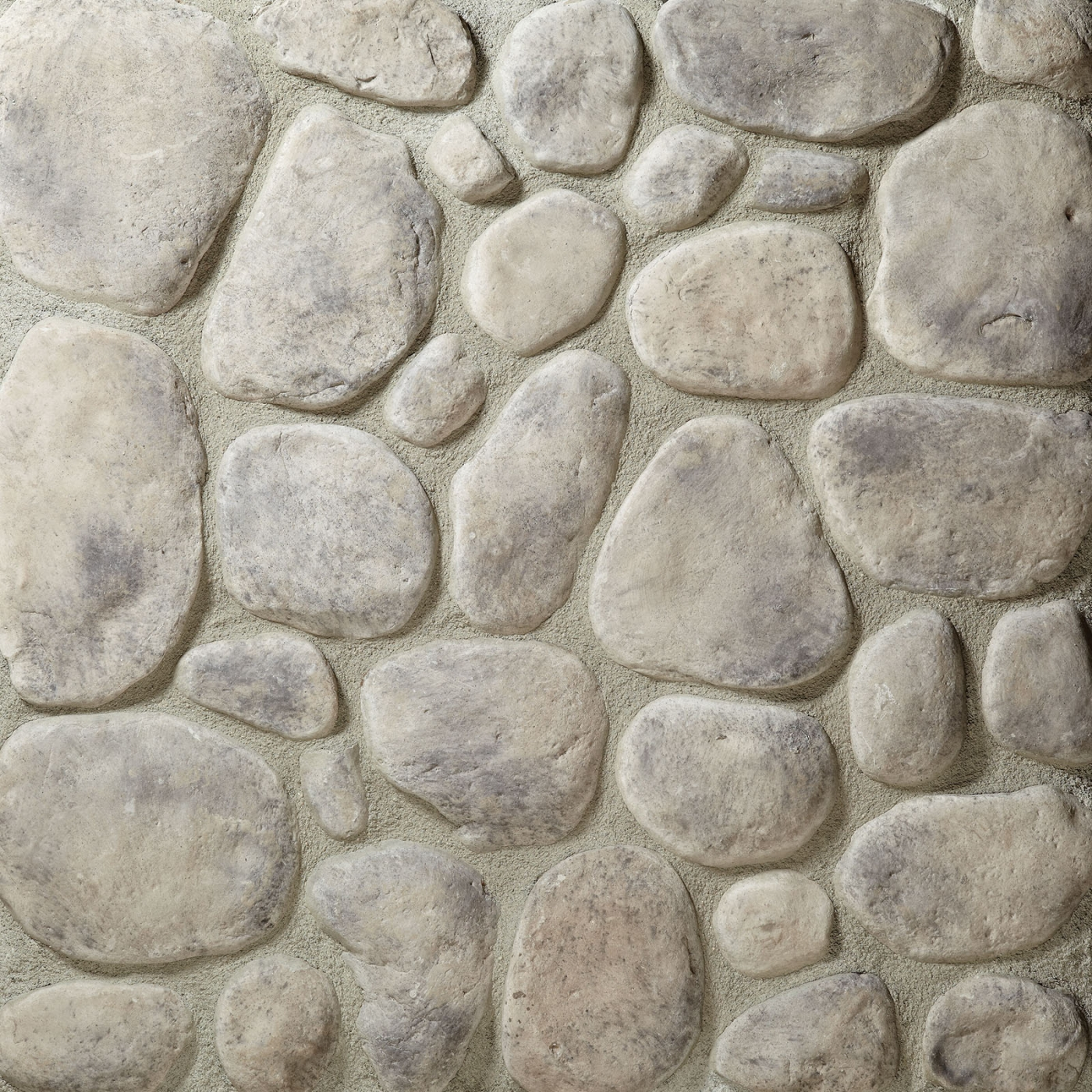 White Water River Rock Stone Veneer from Environmental StoneWorks