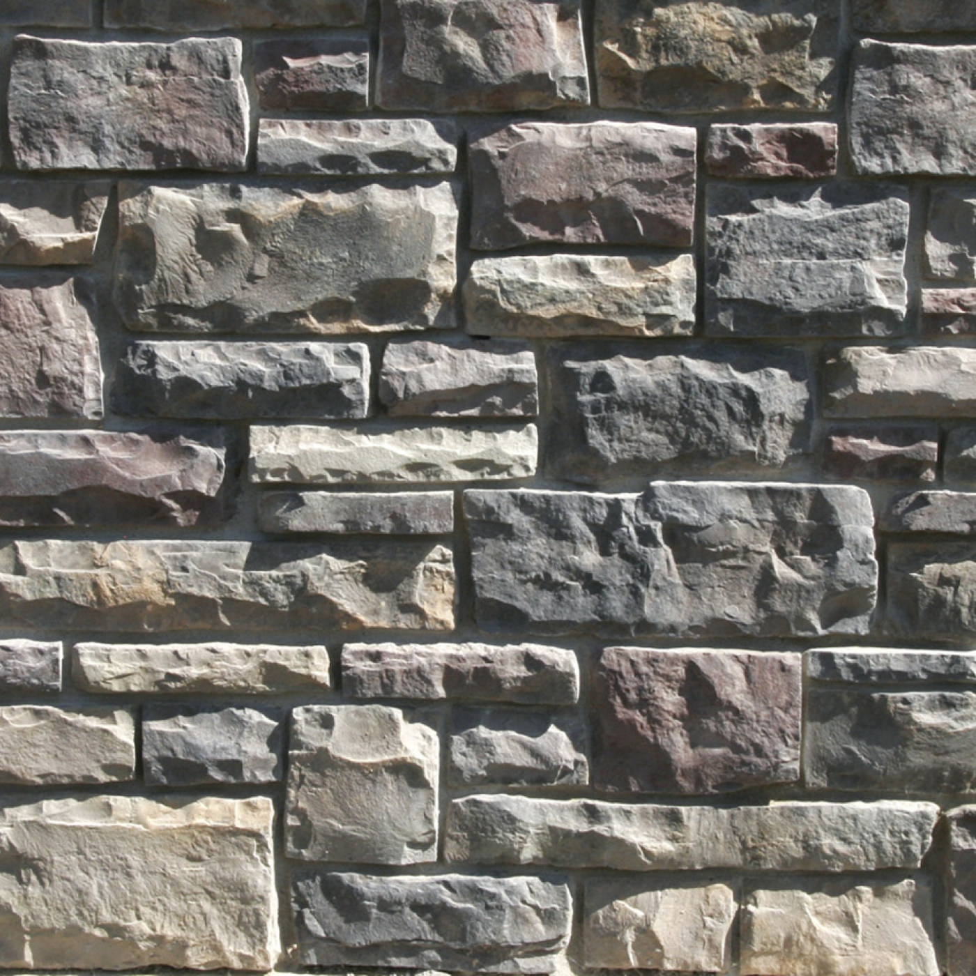 Wild Hickory Country Squire Cut Stone Stone Veneer from Environmental StoneWorks
