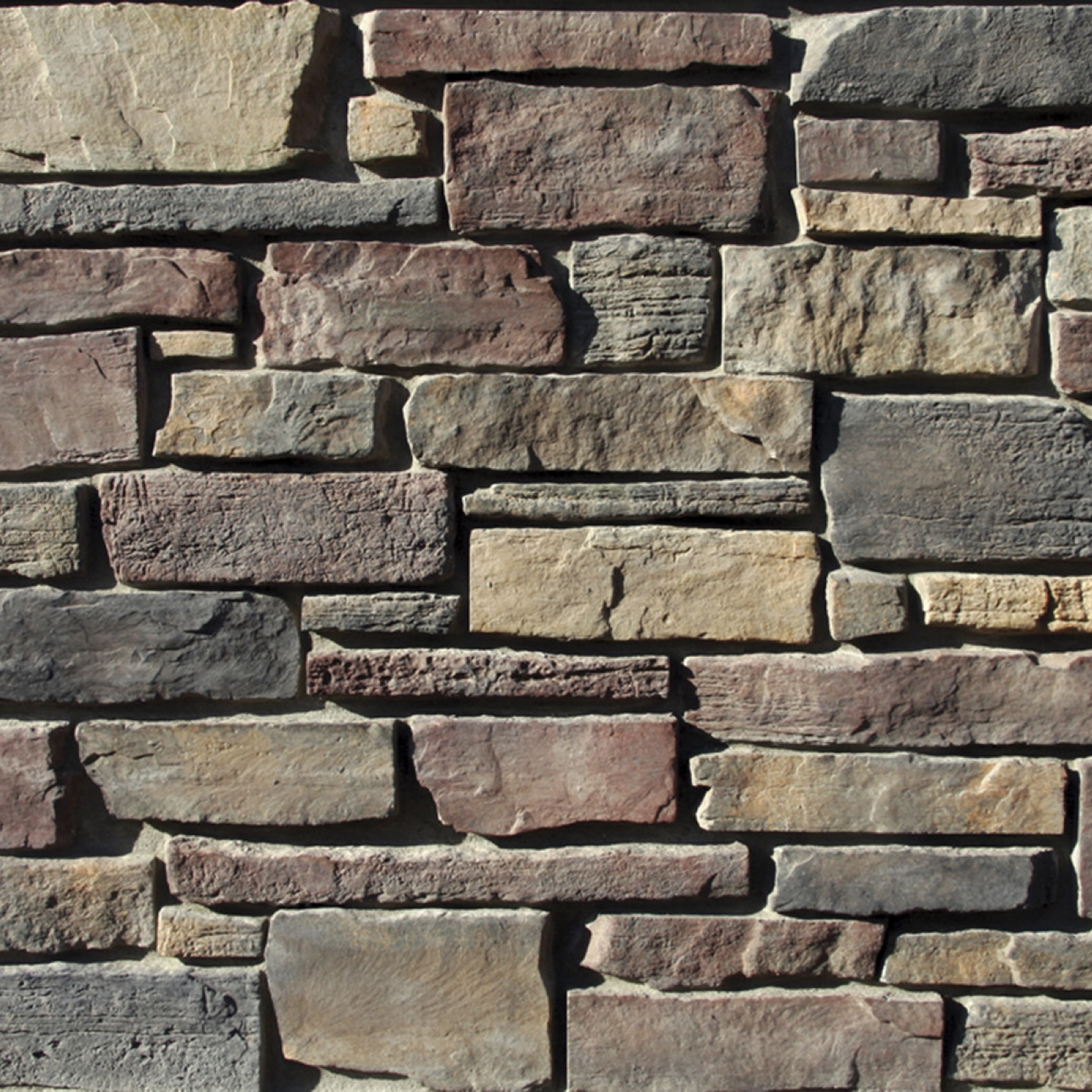 Wild Hickory Weatherface Cut Stone Stone Veneer from Environmental StoneWorks