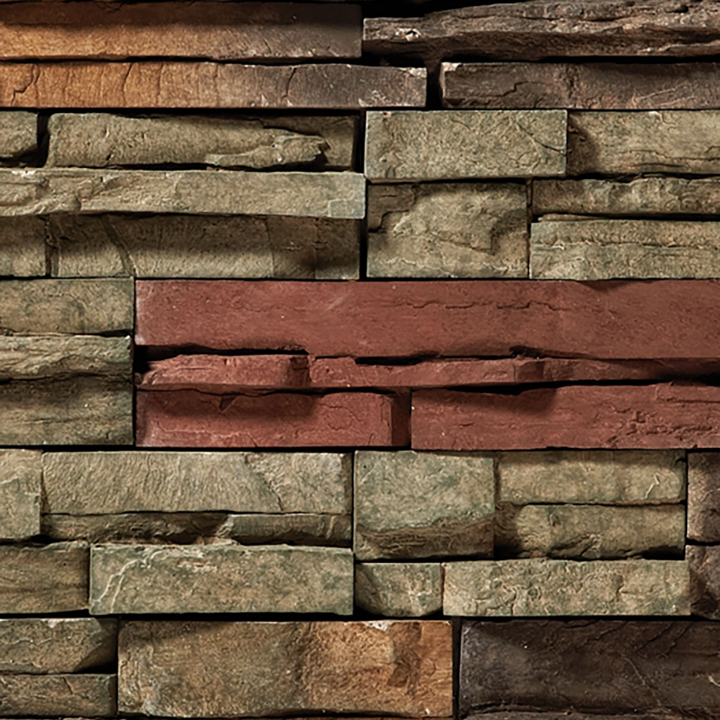 Wildgrass ProStack Stone Veneer from Environmental StoneWorks