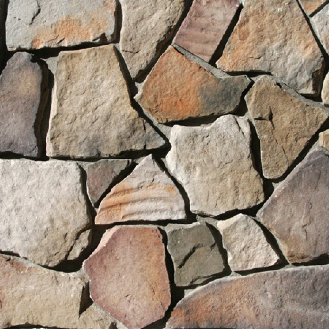 Bucks County Flagstone Stone Veneer from Environmental StoneWorks