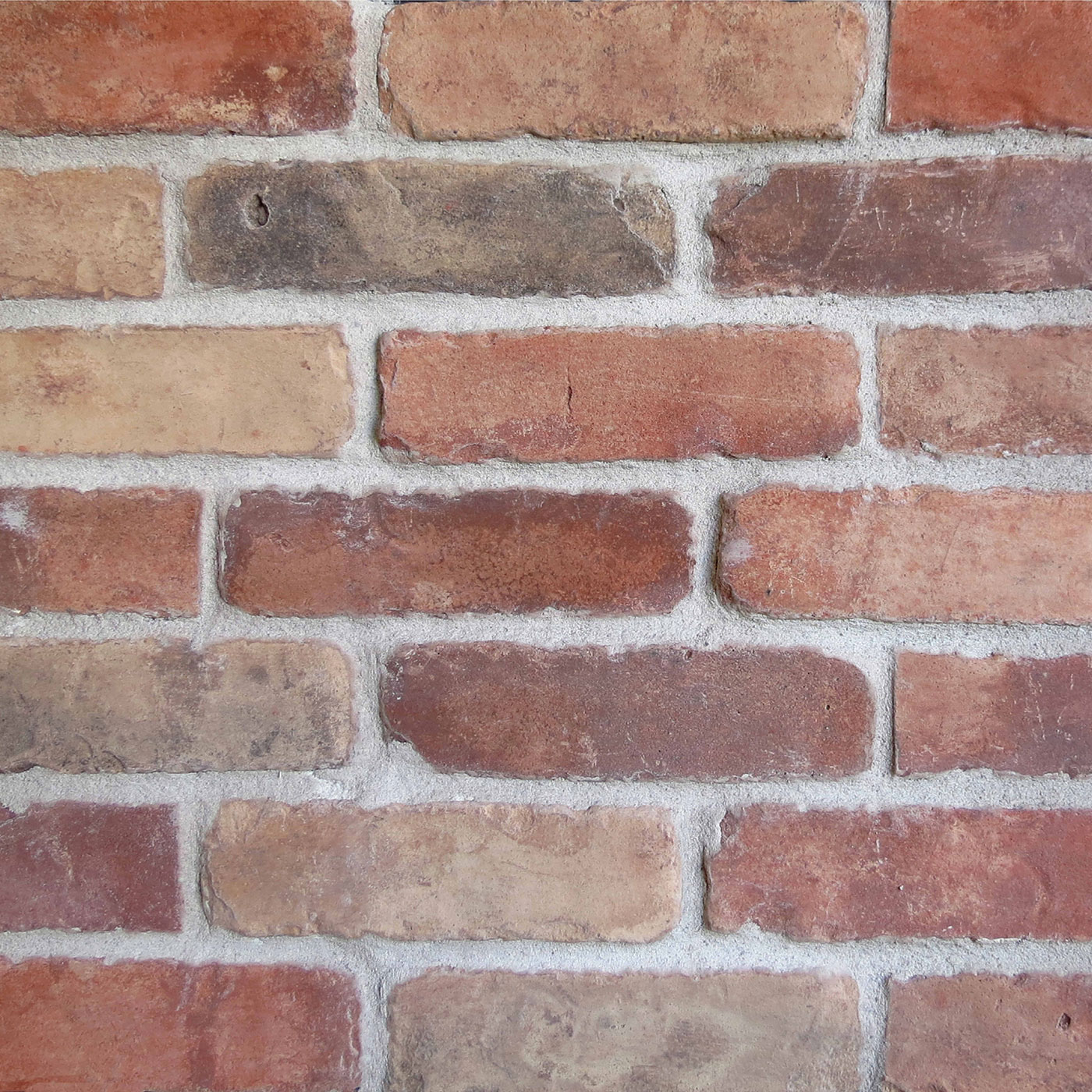 Peppermill Weathered Brick Stone Veneer from Environmental StoneWorks