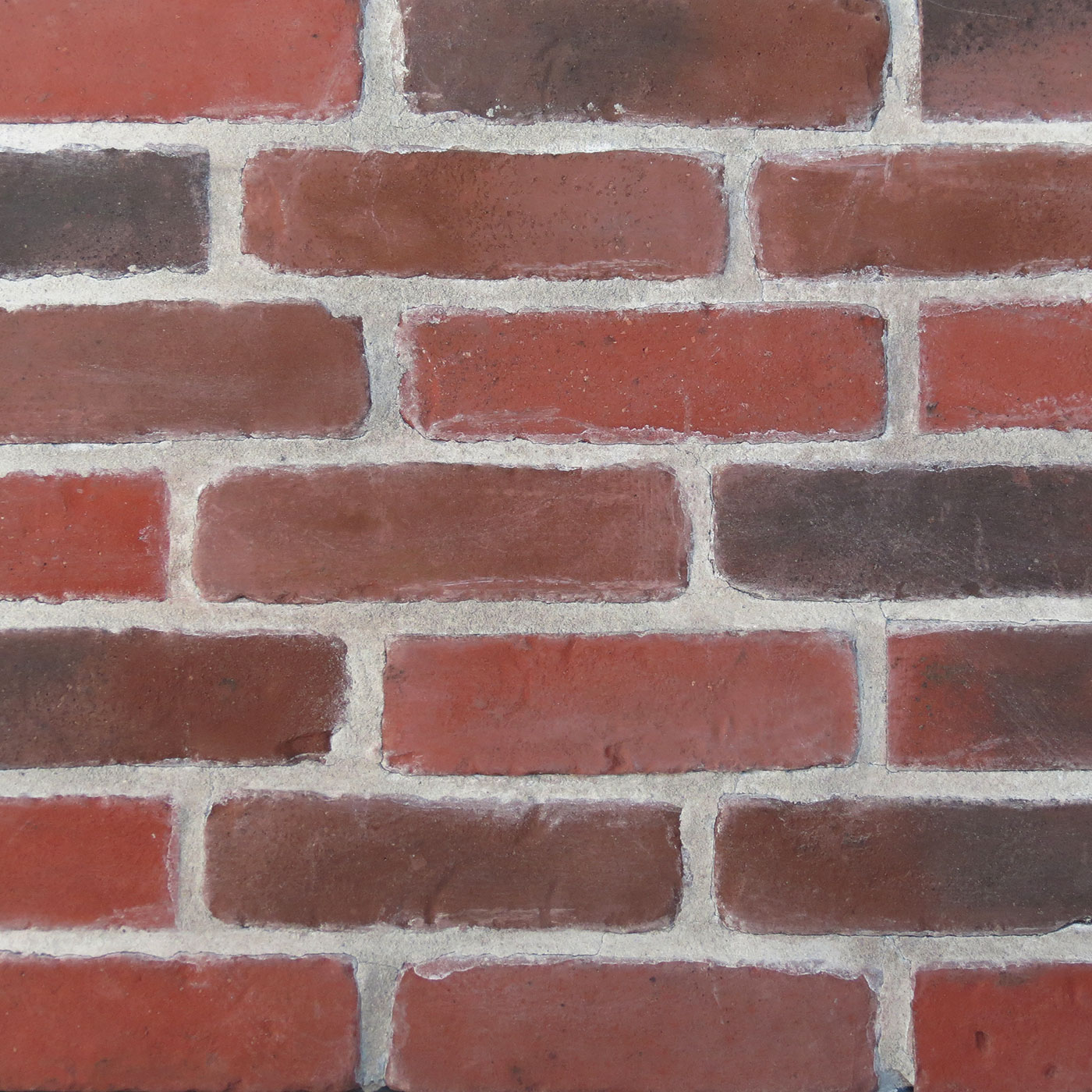 Schoolhouse Weathered Brick Stone Veneer from Environmental StoneWorks